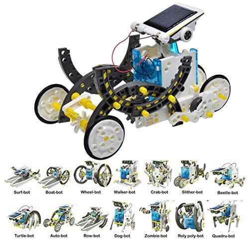 14-in-1-Educational-Solar-Robot-Kit