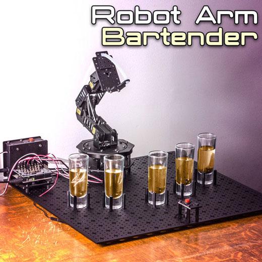 Robot-Arm-Bartender
