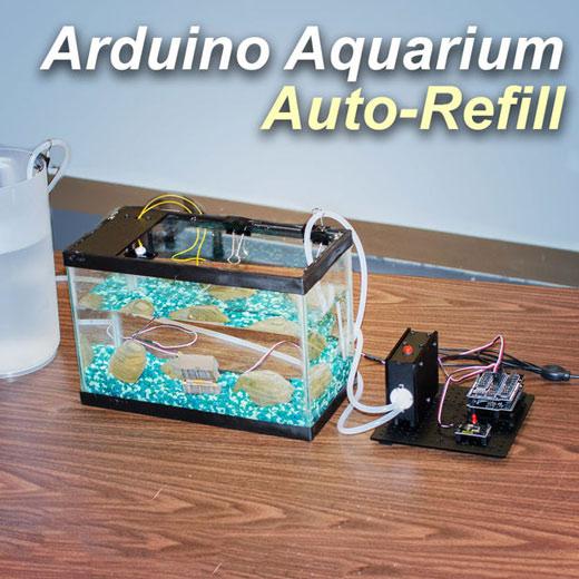 Aquarium-Auto-Refill-with-Arduino