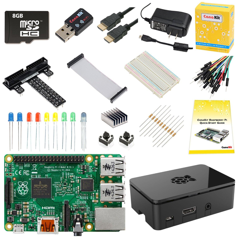 CanaKit Raspberry Pi 2 Starter Kit