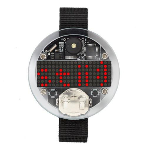 Solder-Time-II-Watch-Kit