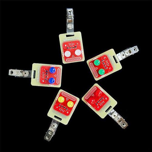 Robot-Blinky-Badge