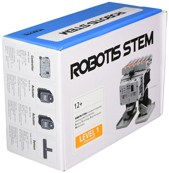 robotis-stem-level-1-kit