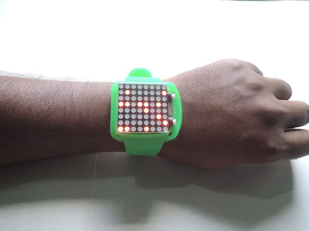 dot-matrix-watch