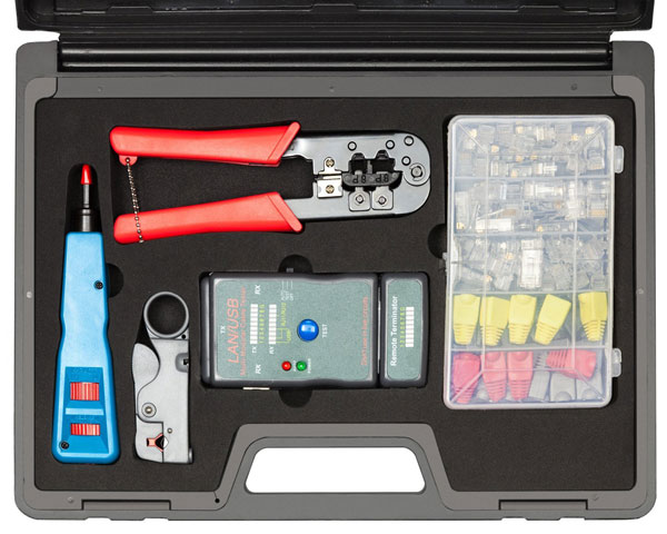 Aurum-Cables-45-Piece-Networking-Toolkit