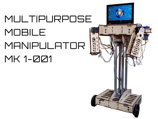 mobile-manipulator-robot