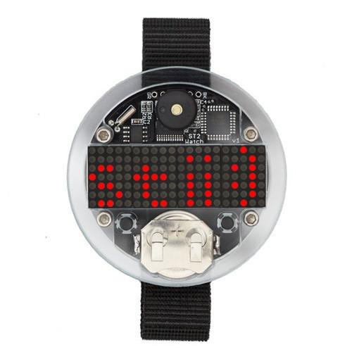 Solder-Time-II-Watch-Kit