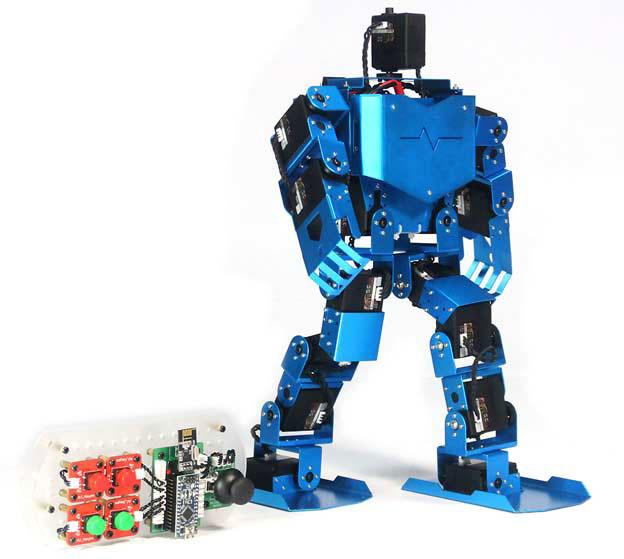 FEETECH-17DOF-Humanoid-Robot